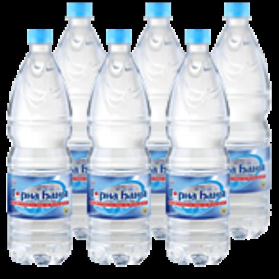 Минерална вода стек PET и стъкло 1,5 л./12 бр. Бургас