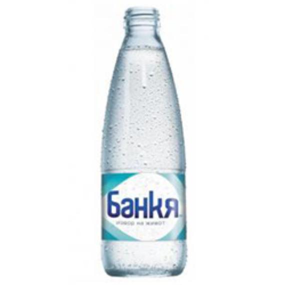 Минерална вода бутилки стъкло 0,330 Л. Бургас