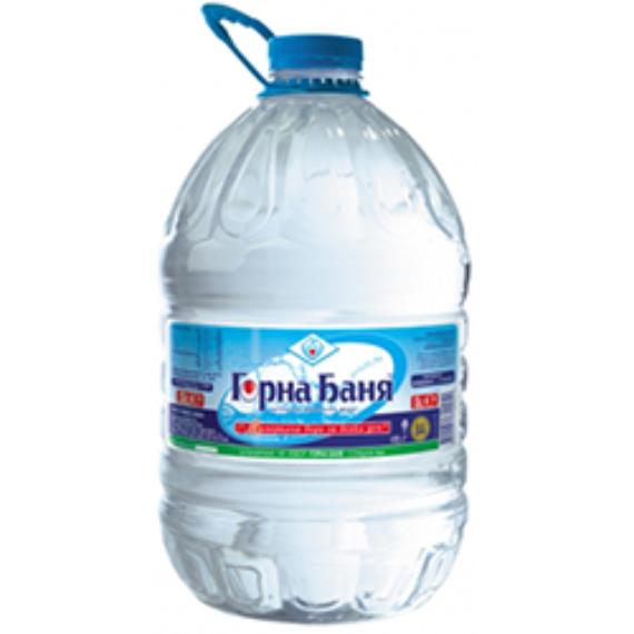 Минерална вода бутилки PET 5 Л. Бургас